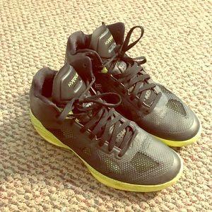 Men's Black Nike Hyperfuse Size 12